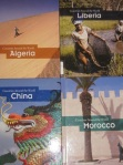 Countries Around the World books