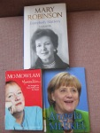 Political women biographies