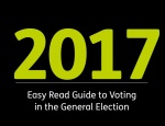 2017 Easy Read Guide to Voting in the General Election
